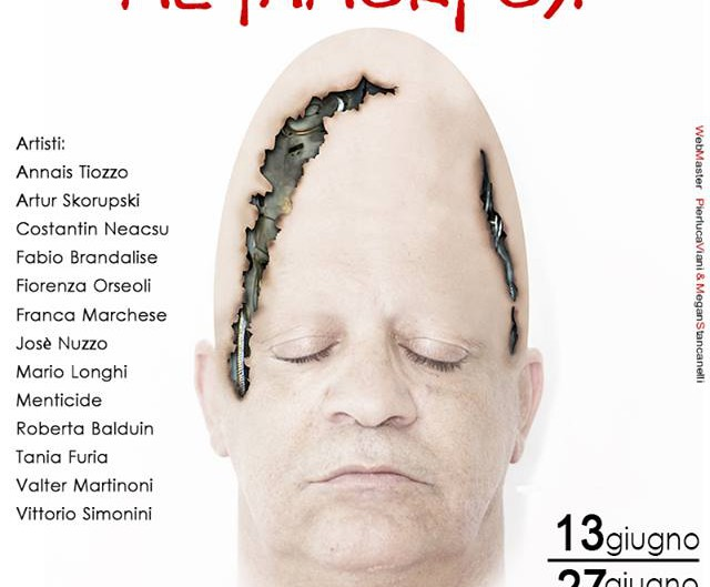 Plakat wystawa Albenga 2015